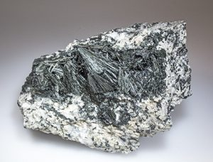 actinolite found in dyer gibraltar quarry